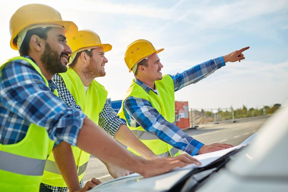 ¿Cuál es el personal necesario en una obra?