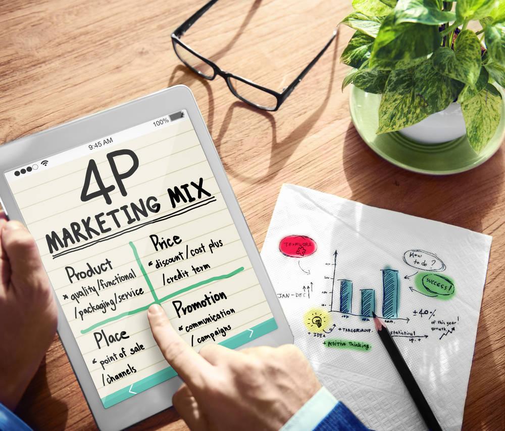 El marketing mix para una pyme
