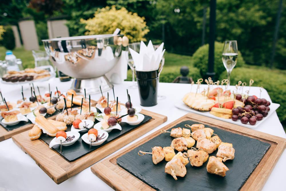 Plan de negocio para una empresa de catering