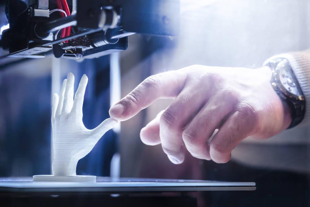 Impresión en 3D, una manera de potenciar la producción