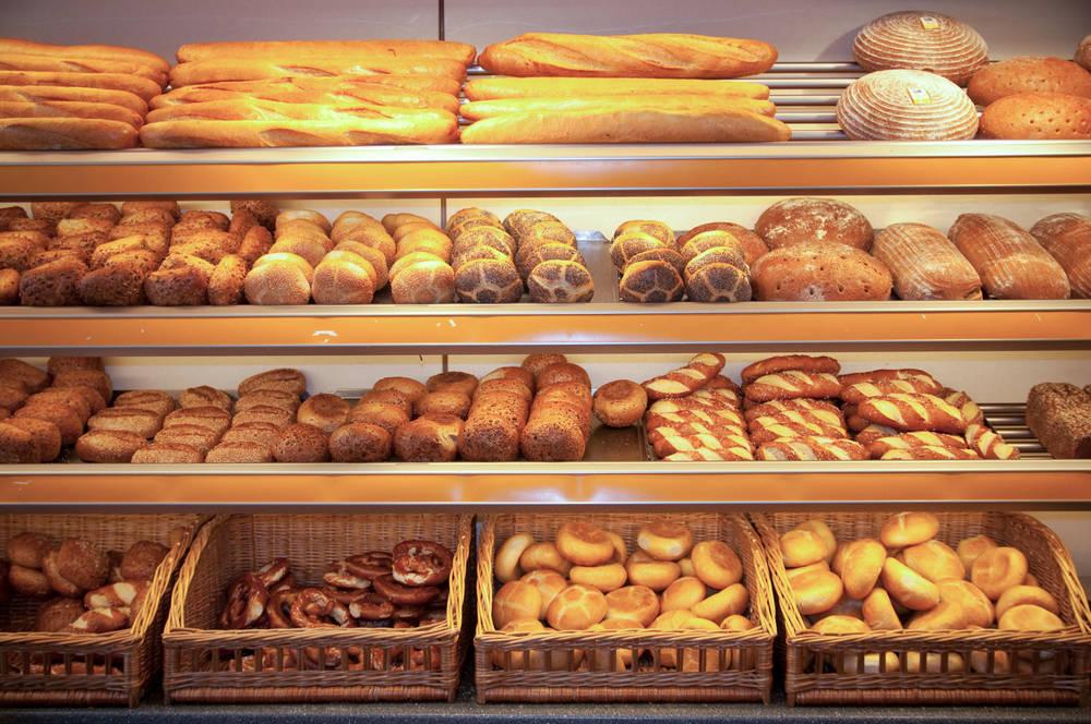 La industria de la panadería en crecimiento