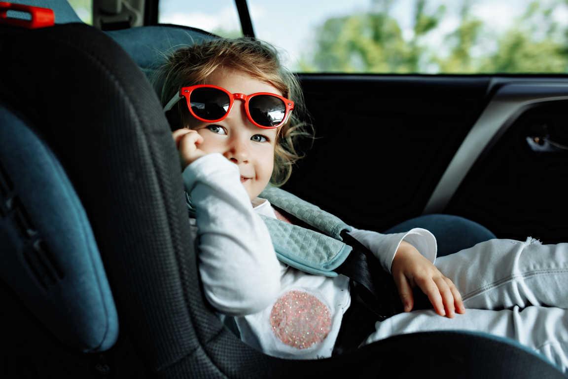 La polémica foto del niño de la limusina