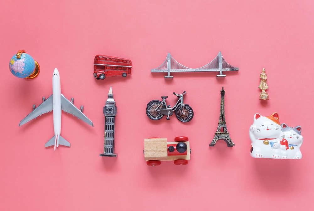 Souvenirs, un negocio redondo para muchas pequeñas empresas